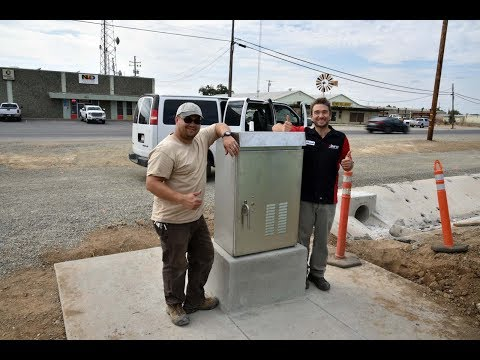 Piezometer Monitoring - Water Wells, Levees, & Bridges with Industrial IoT Transducer Sensors