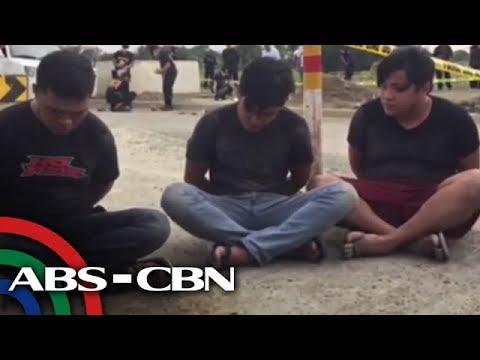 TV Patrol: 3 pulis-Taguig na dawit sa kidnap-for-ransom, ipapa-drug test