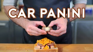 Download Binging with Babish: Car Panini from Family Guy Mp3 and Videos