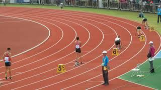 106年宜蘭全運會男子組4*100m接力決賽