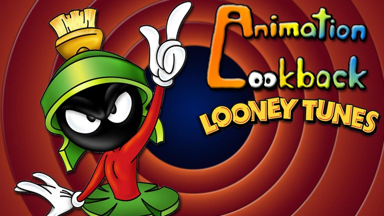 the history of marvin the martian animation lookback looney tunes