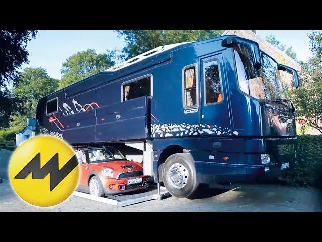 Volkner Performance - Luxus Wohnmobil