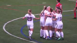 2017 SHIP Women's Soccer vs Mansfield