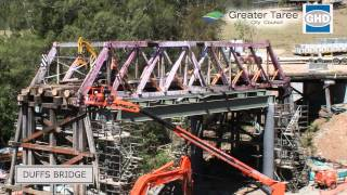 Duffs Bridge and Marlee Bridge Replacements