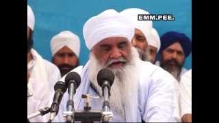 [01-09-2013] Sant Baba Mann Singh Ji - Barsi Sant Baba Isher Singh Ji Maharaj