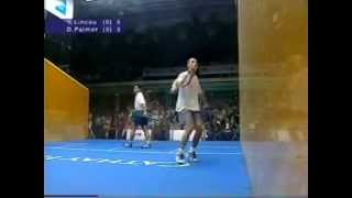 Rare Squash: 2001 Hong Kong open semi's & final