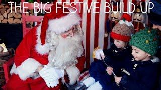 {little Christmas Moments} The Big Festive Build Up | Dear Beautiful