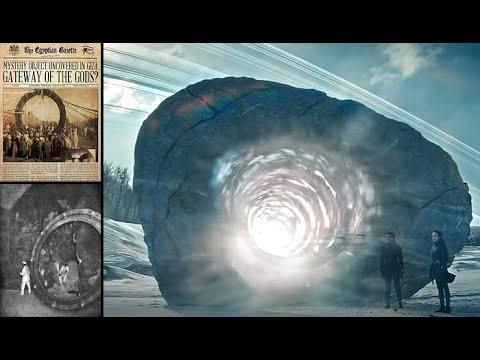Stargate era mas Real que Ficción - El Sol es eléctrico y Portal Estelar