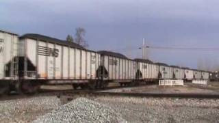 Central Ohio Railfanning (Part 1 - Norfolk Southern)