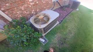 Problems With The 2001 York Central Air Conditioner!