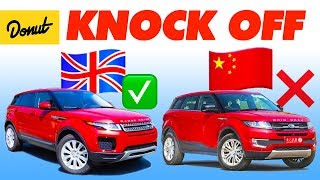 Are Chinese Knockoff Cars Any Good?  | Whe