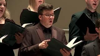 A Little Jazz Mass (Bob Chilcott) - Baylor University A Cappella Choir and Jazz Combo