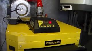 видео Котлы от производителя KRONAS (Кронас)