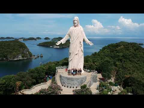 Hundred Islands and Bolinao Full Travel Video