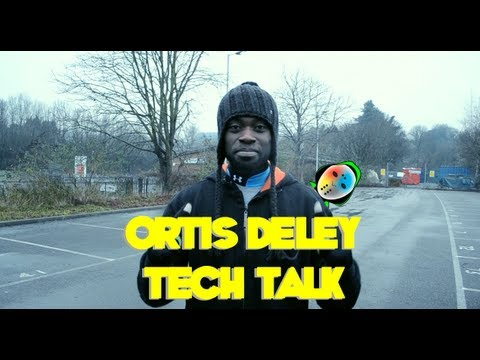Ortis Deley Talks Tech And Reveals Emkwan [EXCLUSIVE]