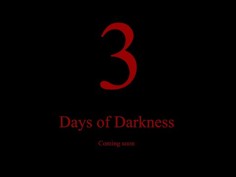 The 3 days of darkness prophecy given to Brother Jeff Byerly