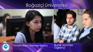 Yönetim Bilişim Sistemleri - Boğaziçi Üniversitesi