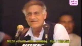 [Mazahiya shayari] Nazm in Punjabi - Anwar Masood -