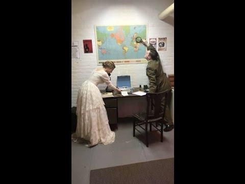 Brock University Escape Rooms at Niagara Falls Military Museum