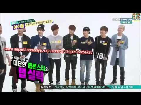 IndoSub BTS Weekly Idol FULL