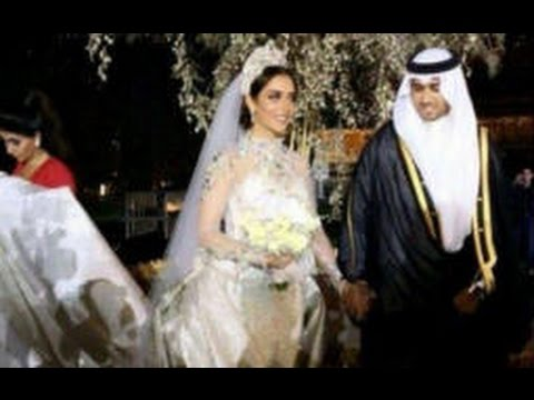 حفل زفاف بلقيس الاسطوري و وتهانئ المدعوين / Balqis legendary wedding ceremony