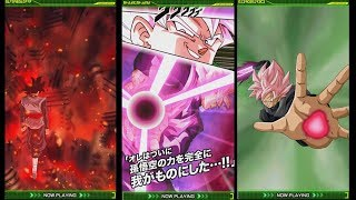 THE NEW TRANSFORMING GOKU BLACK IS HERE! ALL NEW SUPER ATTACKS! (DBZ: Dokkan Battle)