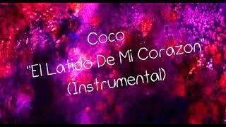El Latido De Mi Corazon - Coco - Instrumental