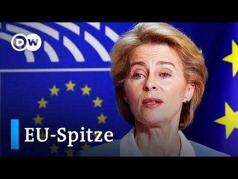 Neue EU-Spitze: Geschacher