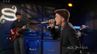 Told You So by Jesse McCartney - AOL Sessions