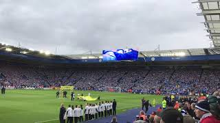 Leicester City - Memorial tribute to lost Chairman