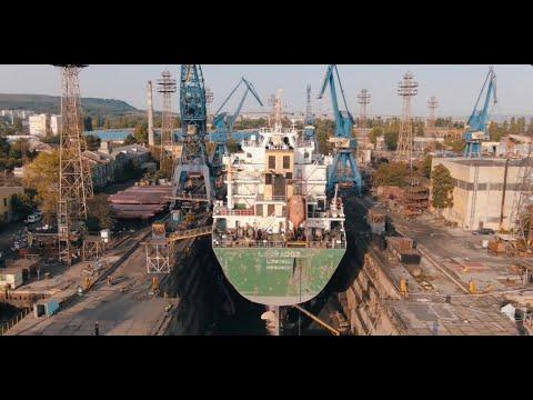 Ο δεξαμενισμός ενός bulk carrier