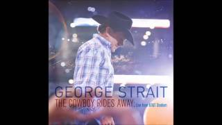 George Strait  - The Chair [LIVE]