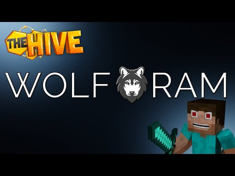 Minecraft 1.8.1 - 1.8.7 : Hacked Client - WOLFRAM ! -  Huge