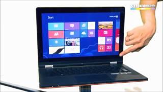 Lenovo IdeaPad Yoga 13. Купить ноутбук Леново йога 13.(Этот обзор предоставил Интернет-магазин http://www.svyaznoy.ru, за что им большое спасибо. Купить: http://www.svyaznoy.ru/search/?q=Len..., 2014-03-17T10:38:21.000Z)