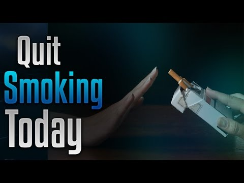 🎧 Quit Smoking Today - Stop Smoking With Hypnosis by Simply Hypnotic