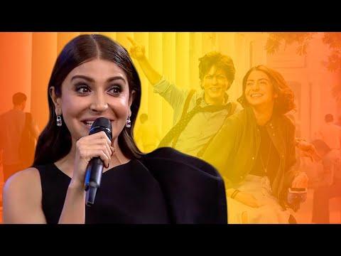 Anushka Sharma Jokes About Zero's Failure After Winning India's Most Stylish Female