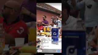 Tzanca uraganu canta pentru Fabio piki junior