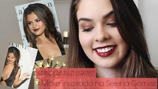 Maquiagem inspirada na Selena Gomez | Mylena Matos
