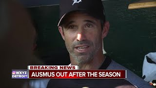 Brad Ausmus reflects on time with Tigers