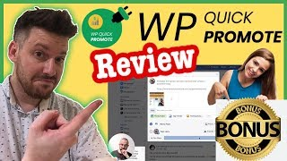 WP Quick Promote Review 2019 (Drive Facebook Traffic to Affiliate Links) ✅