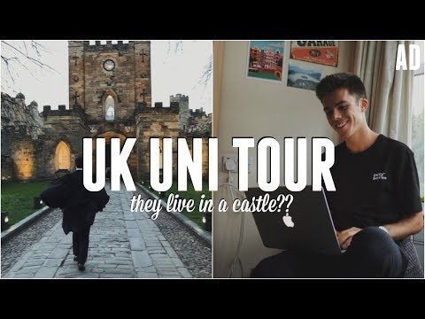 A Tour of Durham University... THEY LIVE IN A CASTLE?!?! | AD | Jack Edwards