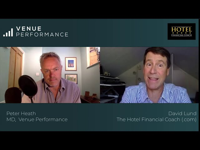 Venue Performance interview with the Financial Hotel Coach