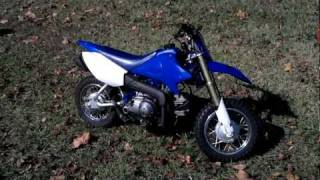 yamaha ttr50 pitbike for sale