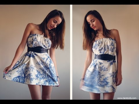 Disenar mi propio vestido de fiesta