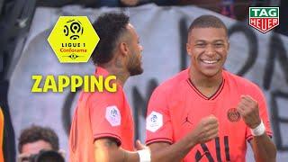Zapping de la 8ème journée - Ligue 1 Conforama / 2019-20