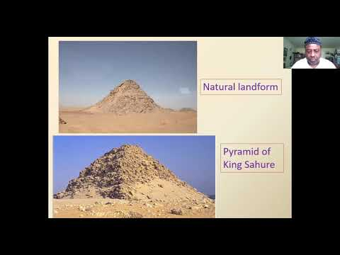 Week 6: Professor Manu Ampim 9/3/20 - Ancient African contributions in Architecture