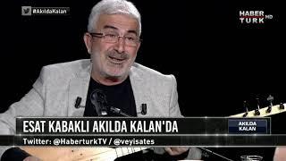 Tayip Erdoğan'in dinlediği, Elazığlı duayen Esat Kabaklı'dan Yol Yemez Nazmi türküsü ve hikayesi