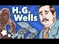 The History of Sci Fi - H.G. Wells - Extra Sci Fi - #2