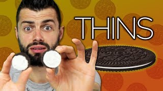 Irish People Try American Oreo Thins