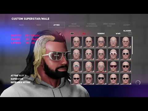 Caw Editing and Creating Wwe 2k18 PRIMETIME WRESTLING